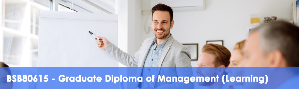 BSB80615 - Graduate Diploma of Management (Learning)0